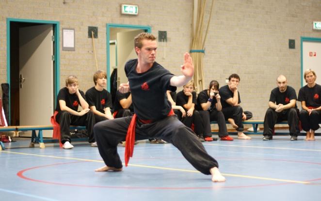 Traditioneel Kung Fu